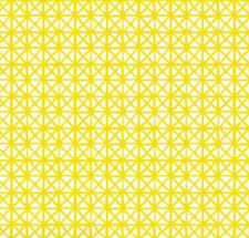 Klebefolie Möbelfolie Andy gelb geometrisch Dekorfolie 45 cm x 200 cm
