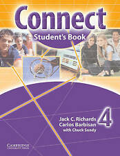 Connect Student Book 4: No. 4, Sandy, Chuck, Barbisan, Carlos, Richards, Jack C.