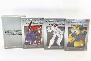 Hasbro Transformers Generation 1 DVD Box Set Series 1 Collection 1