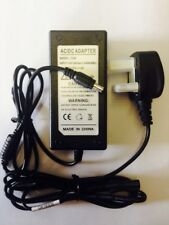 Replacement 12V 3A Power Supply Adapter for Logik L19LDVP11B LCD TV