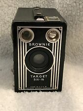 Kodak Brownie Target Six-16 Vintage Box Camera