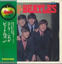 The Beatles - Please Please Me AP/2200 JAPAN DIFFERENT COVER LP with OBI