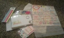 Websters Pages Mini album craft kit in a bag - Party Time theme