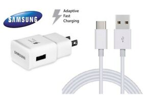 Rapid Charger 5 Feet USB-C Cable For Samsung Galaxy Tab A 10.5(2018) 10.1(2019)