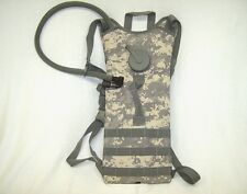ACU digital camouflage Rothco 3 liter capacity hydration pack hose and valve