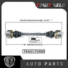 Rear CV Axle Shaft Assembly Left Right For 1966-1979 Volkswagen Beetle Base