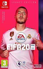 FIFA 20 JEU SWITCH NEUF VERSION FRANCAISE