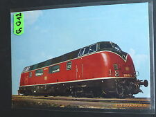 Eisenbahn- & Bahnhofs-Ansichtskarten aus Deutschland