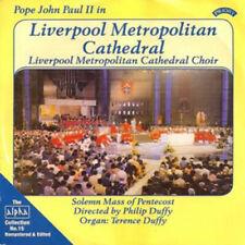 Liverpool Metropolitan Cathedral Choir : Pope John Paul II in Liverpool