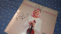 New Lindsey Stirling Warmer in the Winter Deluxe Edition Signed LP Vinyl Holiday