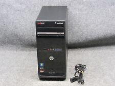 HP Pavilion P6-2107C PC w/ AMD Quad-Core A6-3620 2.20GHz 4GB RAM 250GB HDD