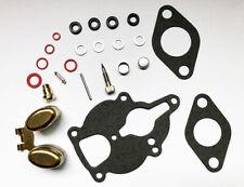 Carburetor Kit & Float for Zenith Wisconsin Engine VH4D VHD TJD replaces LQ39