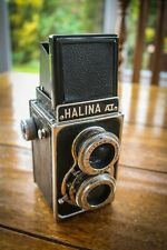 Vintage Halina A1 Film Camera & Case - Rare Retro Film Photography