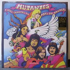 OS MUTANTES 'E Seus Cometas No Pais Do Baurets' 180g Vinyl LP NEW/SEALED