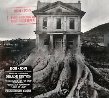 BON JOVI - THIS HOUSE IS NOT FOR SALE 2CD  I SHIPP FROM USA NY