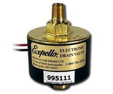 995111 Expello Electronic Drain Valve 12v 14 Npt