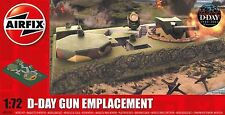 Airfix A05701 - D-Day Gun Emplacement          1:72 Plastic Kit