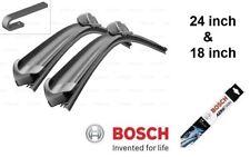 "Bosch Aerotwin Retrofit Front Wiper Blades 24"" & 18""  (600 mm & 450 mm) - AR604S"