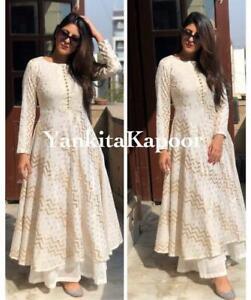 Designer Salwar Kameez Stitched New Party Wear Suit Pakistani Indian Ethnic
