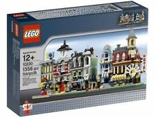 NEW IN BOX SEALED Lego Exclusive Mini Modulars (10230) Retired Rare 1356 pieces