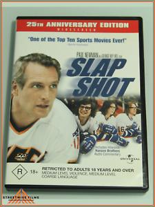 Slap Shot (DVD, 2002)