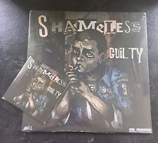SHAMELESS - GUILTY LP including CD with 2 bonus tracks - (still sealed) CB98