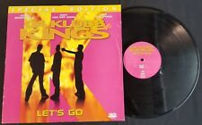 CB) Da Klubb Kings - Let's Go - Groenevelo - DigiDance - Vinyl Music Record