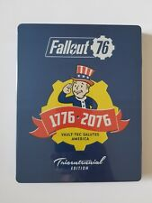 PC Fallout 76 power armor Exclusive Steelbook Tricentennial Edition NEW/SEALED
