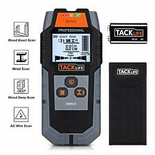 TACKLIFE Stud Finder Wall Scanner, 4 in 1 Center Finding Electronic Wall Detecto
