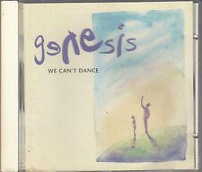 Genesis We Can't Dance CD FASTPOST