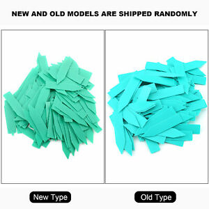 100 Pcs Plastic Flower Plant Sprout Name Stake Tag Label Marker Garden Labels Fo