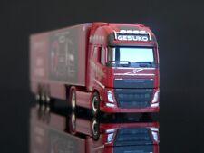 """1/87 HERPA 310024 Volvo FH GL XL refrigerated semitrailer """"Gesuko"""