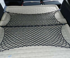 Large Size Car Trunk Storage Cargo Luggage Fully Elastic Nylon Mesh Net+6 Hooks