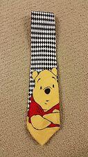 Winnie Pooh by Exquisite Apparel 100% Silk Men's Necktie (T16/B8)