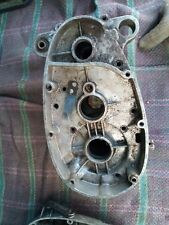 Crankcase for the vintage Chech moped engine Jawa Typ 552 (aprox 1957-59)+extras