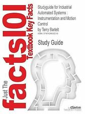 Studyguide for Industrial Automated Systems: Instrumentation and Motion Control