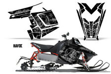 Sled Decal Wrap Polaris Pro RMK Rush Snowmobile Graphics Kit 2011-2014 HAVOC SLV