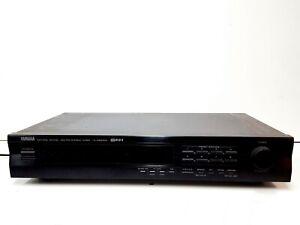 Yamaha TX-592RDS Natural sound stereo AM/FM tuner. Hi Fi separates