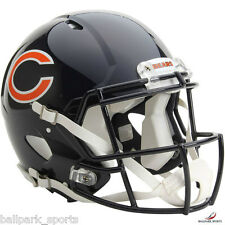 CHICAGO BEARS -Riddell Full-Size Speed Authentic Helmet