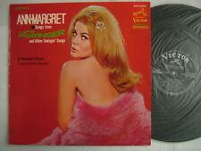 ANN MARGRET THE SWINGER / 1967 LAMINATED FLIPBACK COVER