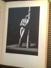 N By E By Rockwell Kent, 1933 1st Edition, 6th Printing, Illustrated Hardcover