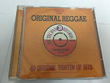 Trojan Presents: Original Reggae 2011  2 CD 600753341179 V NR MINT