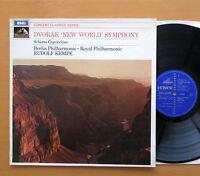 SXLP 30110 Dvorak New World Symphony Rudolfe Kempe HMV Stereo NM/EX