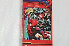 Marvel Spiderman Jigsaw Puzzle 100 Piece Age 6 Up Cardinal Villans