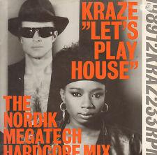 KRAZE - Let's Play House (Remixes) - Btech