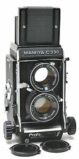 Mamiya C330 Professional f Camera w/ 80mm F/2.8 Lens