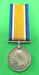 BRITISH ARMED FORCES WWI MEDAL - 21 / 12 Pte. JAMES SCOTT - TYNESIDE SCOTTISH