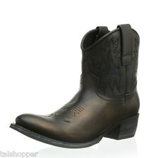 NEW SENDRA SARA Handmade Leather Cowboy Cowgirl Western SW Boots 7.5 $500 Spain