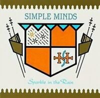 Simple Minds - Sparkle In The Rain [CD]
