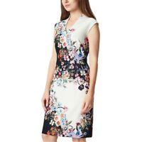 PRÉCIS PETITE TRAILING FLORAL DRESS UK 12 RRP £ 119.00